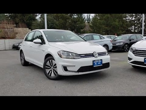 2019 Volkswagen E-GOLF SE San Jose Sunnyvale Hayward Redwood City Cupertino