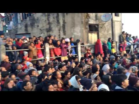 Tiger Hill Sunrise - Golden Hills - Darjeeling - West Bengal India - India Tour