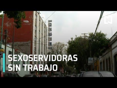 Casa hogar da asilo a trabajadoras sexuales por coronavirus - Hora 21