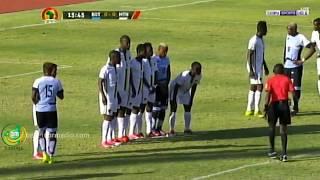 بوتسوانا Vs موريتانيا - المباراة كاملة -  Botswana  VS Mauritanie