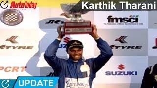 Karthik Tharani Wins Euro JK 18 Championship | News And Update | AutoToday