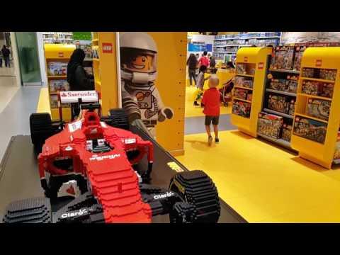 Lego Yas Mall Abu Dhabi