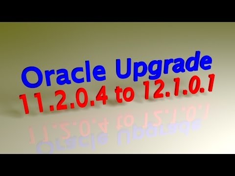 Oracle 12c Upgrade 112040 to 121010
