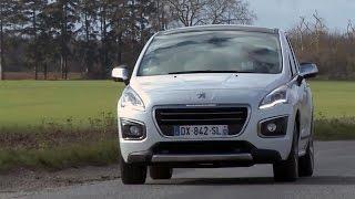 Essai Peugeot 3008 2.0 BlueHDI 150 Féline 2016