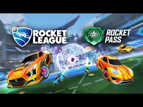 Rocket League® - Rocket Pass 1 Trailer