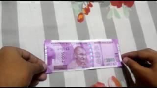 Modi Kay Note