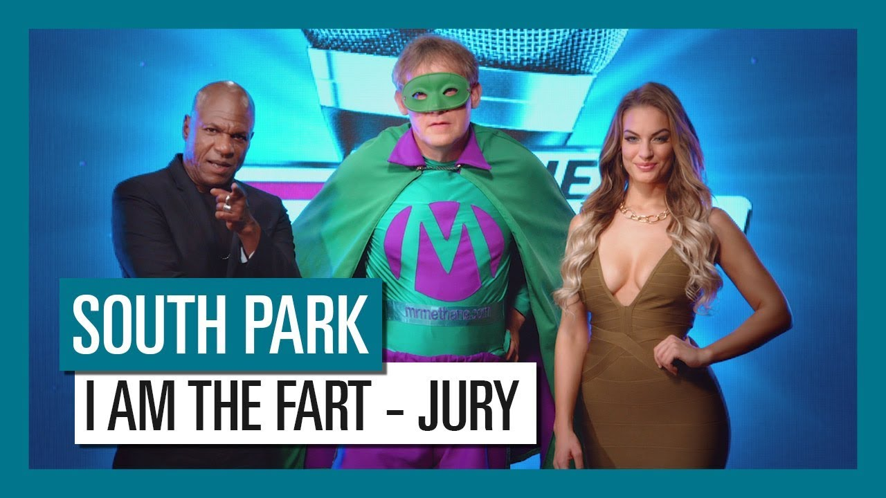 South Park: The Fractured But Whole – I AM THE FART – JURY