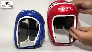 Обзор шлема AML Sport