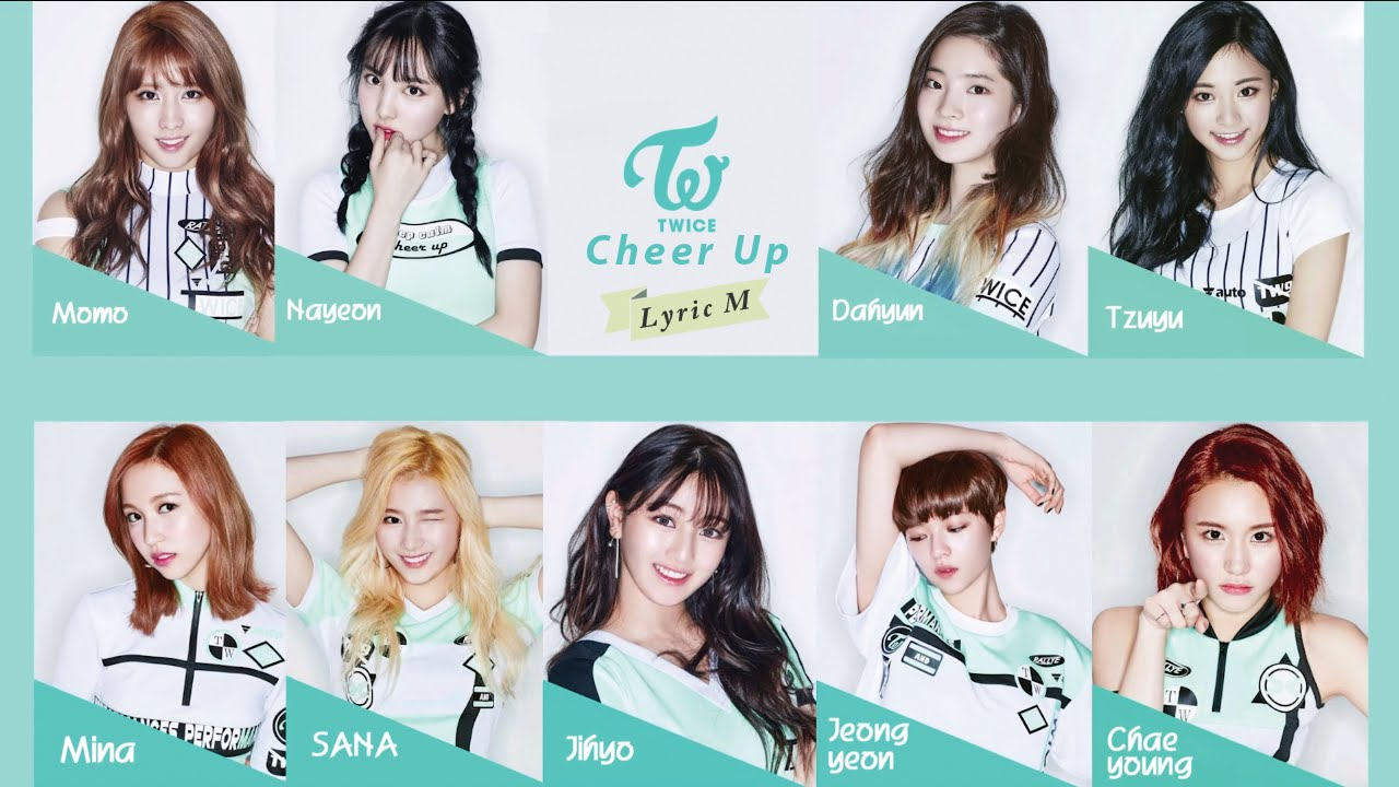 Lyric m twice cheer up cheer up youtube lyric m twice cheer up cheer up youtube stopboris Image collections
