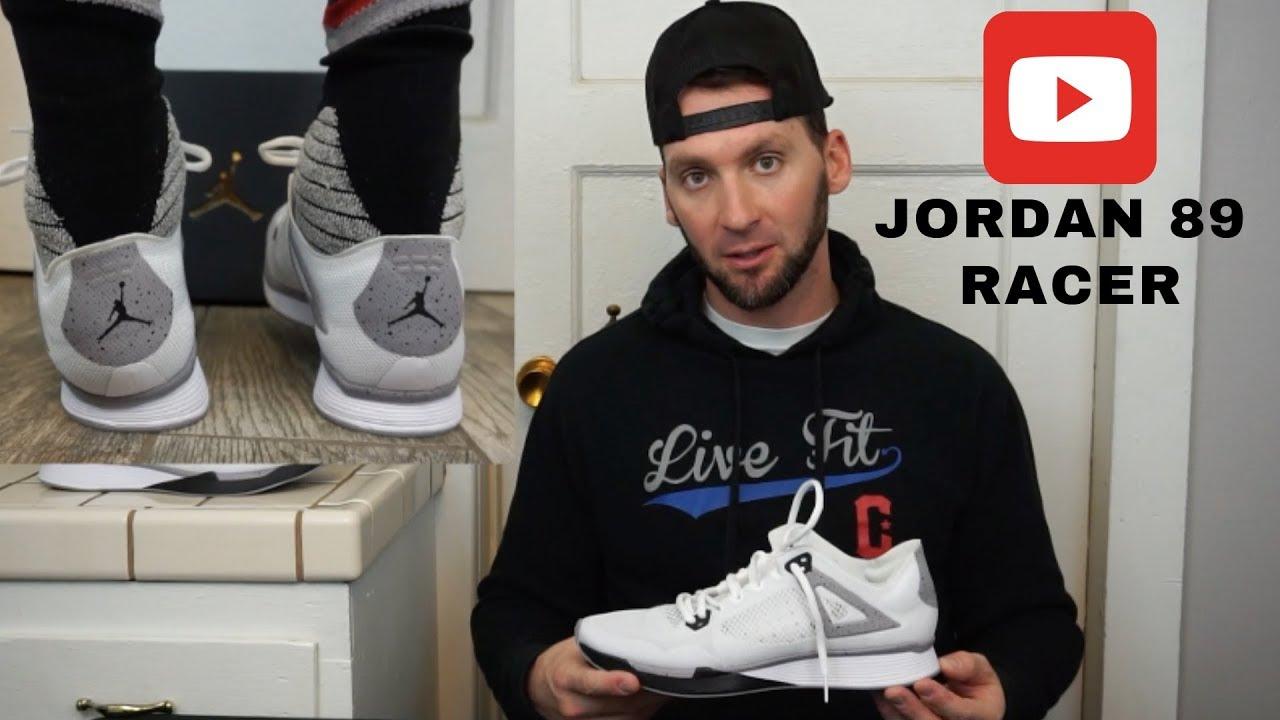 Jordan 89 Racer Review+ On Feet Looks