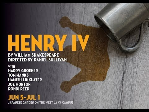 HENRY IV Music Video - LA Production with Tom Hanks - music by Michael Roth