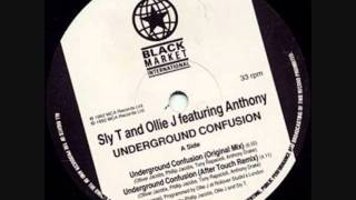 Sly T & Ollie J - Underground Confusion (Original Mix)