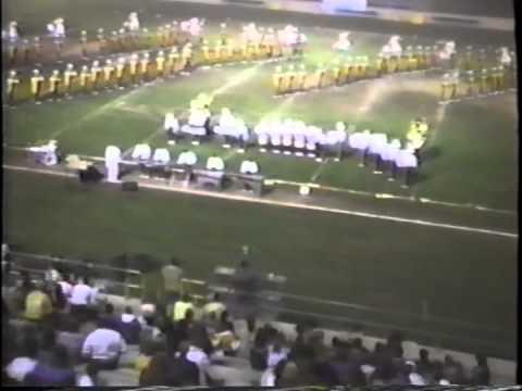 1989 Mountain View High School Spartan Marching Band - Mountain View, CA