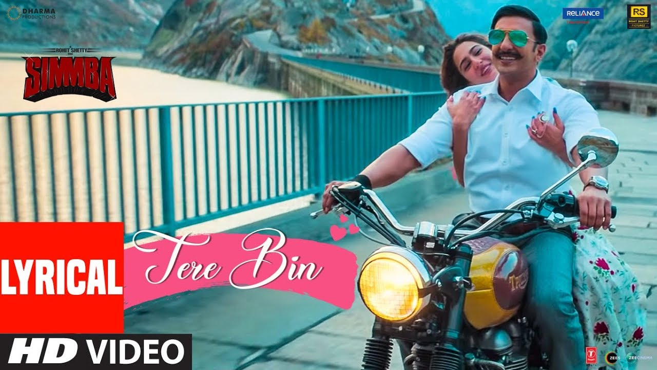 tere bin simmba mp3 song download pagalworld