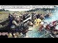 Total War Warhammer 2 - прохождение Hardcore Империи Смертных =10= Рабы Хаоса