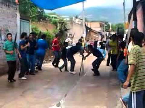 quechultenango 2013 ensayo de las cueras