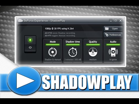 Como Gravar suas Gameplays sem Perda de FPS [ShadowPlay]