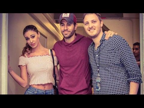 BELEN RODRIGUEZ & ENRIQUE IGLESIAS / CONCERTO A MILANO / SUBEME LA RADIO