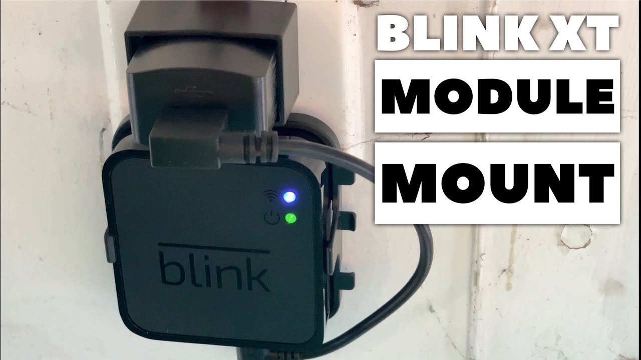 Outlet Wall Mount Holder for Blink XT Camera Sync Module by Aobelieve Review