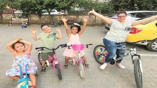 Bayram Günü 5 Çocuk İle 24 Saat - 24 Hours With 5 kids