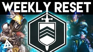 Destiny Weekly Reset - IRON BANNER is Back! | 28th July