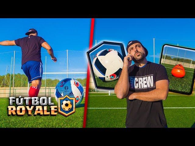 PENALTIS de ELECCIÓN ¡Fútbol Royale!
