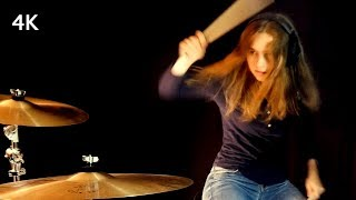 Slow Ride (Foghat); drum cover by Sina