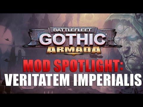 Mod Spotlight: Veritatem Imperialis (Battlefleet Gothic: Armada)