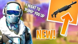 NEW HEAVY PUMP! 2000 VBUCK GIVEAWAY | PS4 Pro | 465+ Wins | Fortnite Battle Royale