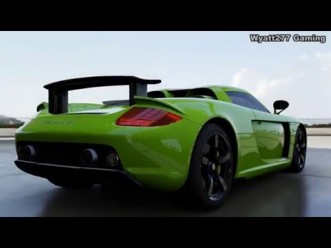 Forza 6 - PORSCHE EXPANSION // Carrera GT - Cayman GTS - MULTIPLAYER