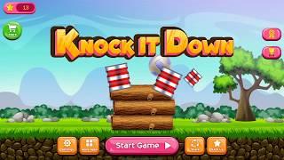 Hit Cans & Knockdown screenshot 4