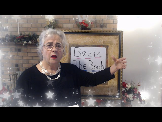 Basic Spiritual Care Class, The Book, Class #6