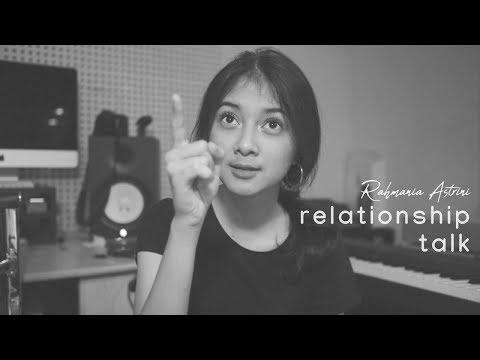 Rahmania Astrini - #VLOG RELATIONSHIP TALKS