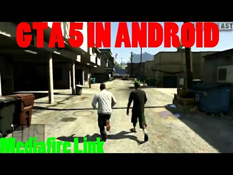 [6 Mb].GTA 5 In Android/Ios | No Human Verification | 100% Work | 2020
