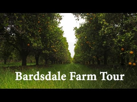 Bardsdale Farm Tour - California Vlog March 2016