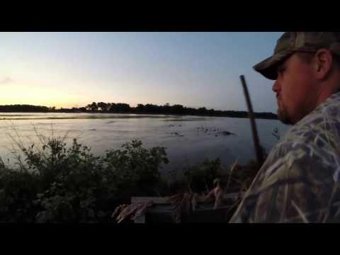 2016 Platte River Duckblind Waterfowl hunting