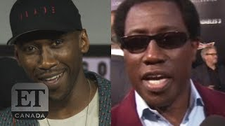Wesley Snipes Reacts To Mahershala Ali As Blade