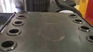 """Обзор печи булерьян """"Widzew"""" Тип 02 с варочной плитой (8 кВт, до 150 м3, 2 конфорки)"""