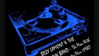 BILLY LAMONT & THE UNN BAND - The Man With The Master Plan (extended)