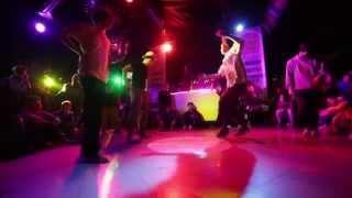 PUBLIC WINTER CONTEST - 2° Semifinale 2vs2 Mix Style -  Mr.Tricks & Clock vs Lo Zarro e Layhana