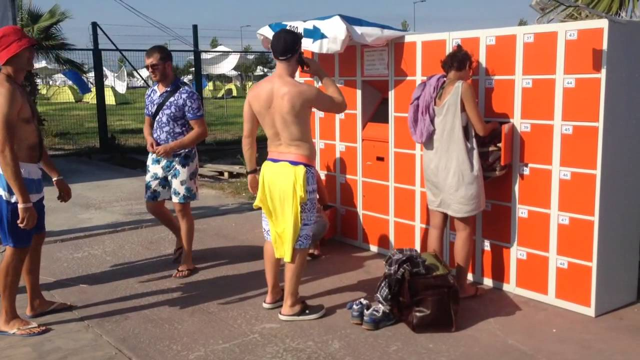 Пляжный бизнес: камеры хранения для личных вещей. Сайт openbusiness. Ru в рамках совместного проекта сообщества информационных порталов,