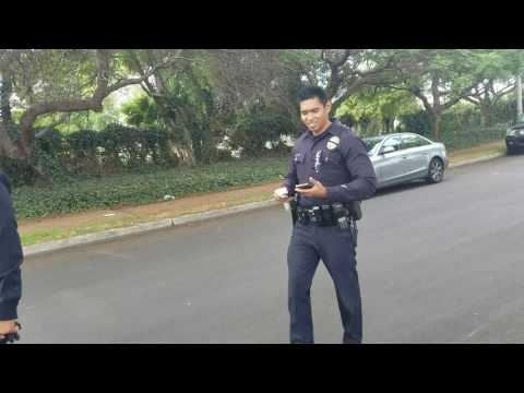 Police harassment  being bullies