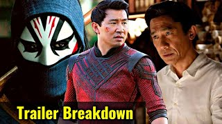 Shang-Chi Teaser Breakdown In HINDI | Shang-Chi and the Legend of the Ten Rings Breakdown In HINDI Thumb