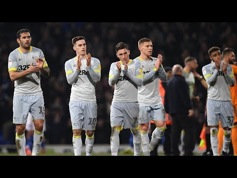 SHORT MATCH HIGHLIGHTS | Ipswich Town 1-1 Derby County