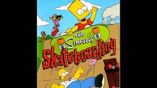 The Simpsons Skateboarding (PS2) The Simpsons Theme