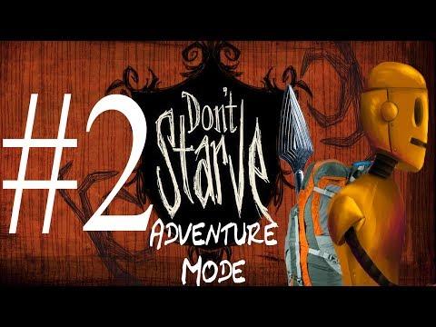 Don't Starve - Adventure Mode: Archipelago (Part 2)