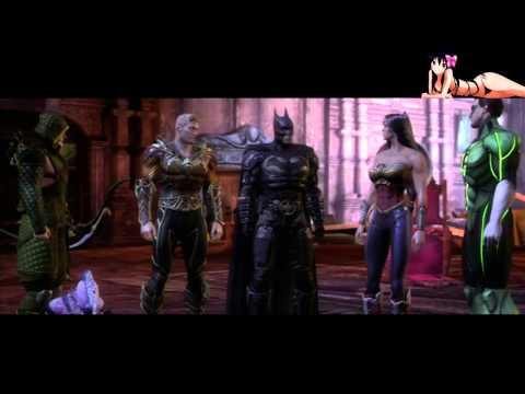 Historia de Injustice: Gods Among Us (Español - Latino)