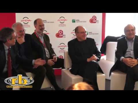 Carlo Verdone, Carlo!, Festival di Roma 2012, RB Casting