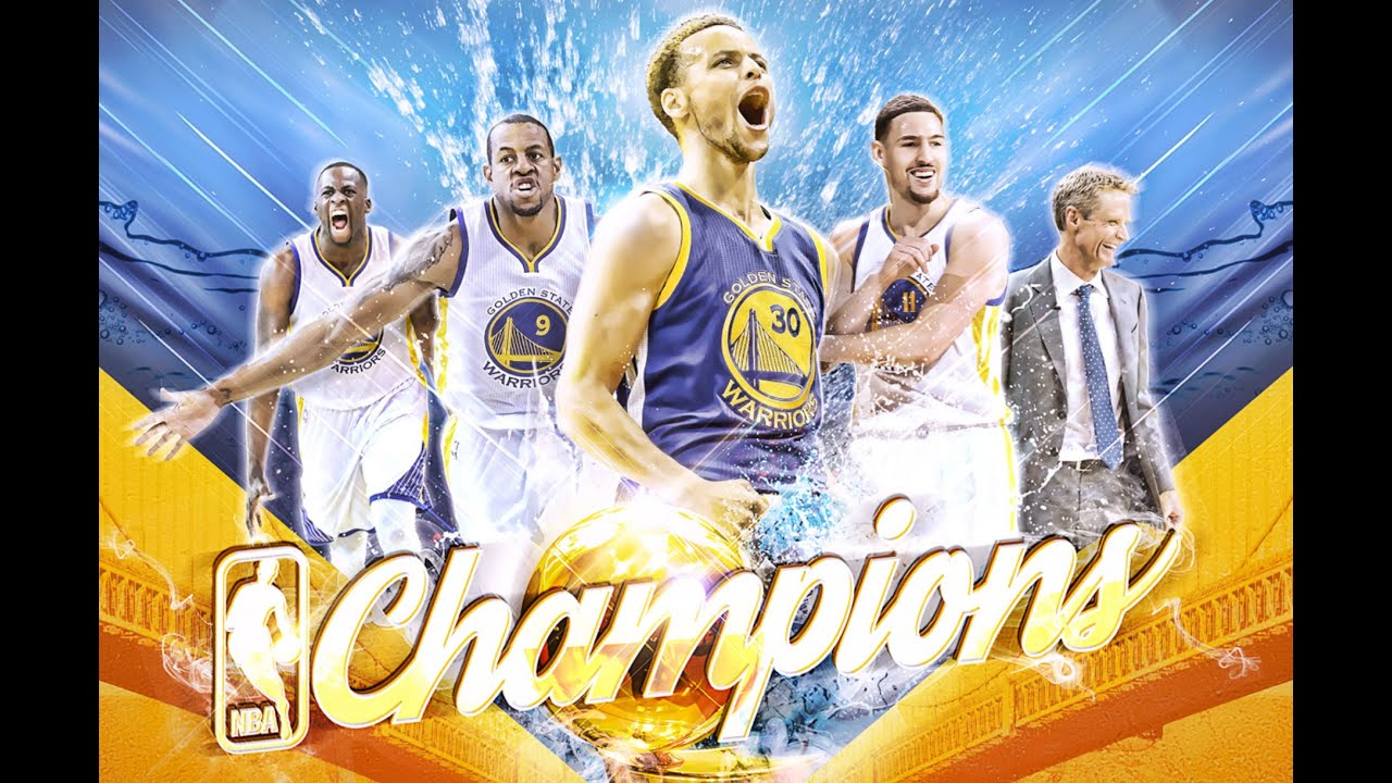 Golden State Warriors 2015 NBA Champions Mix - YouTube