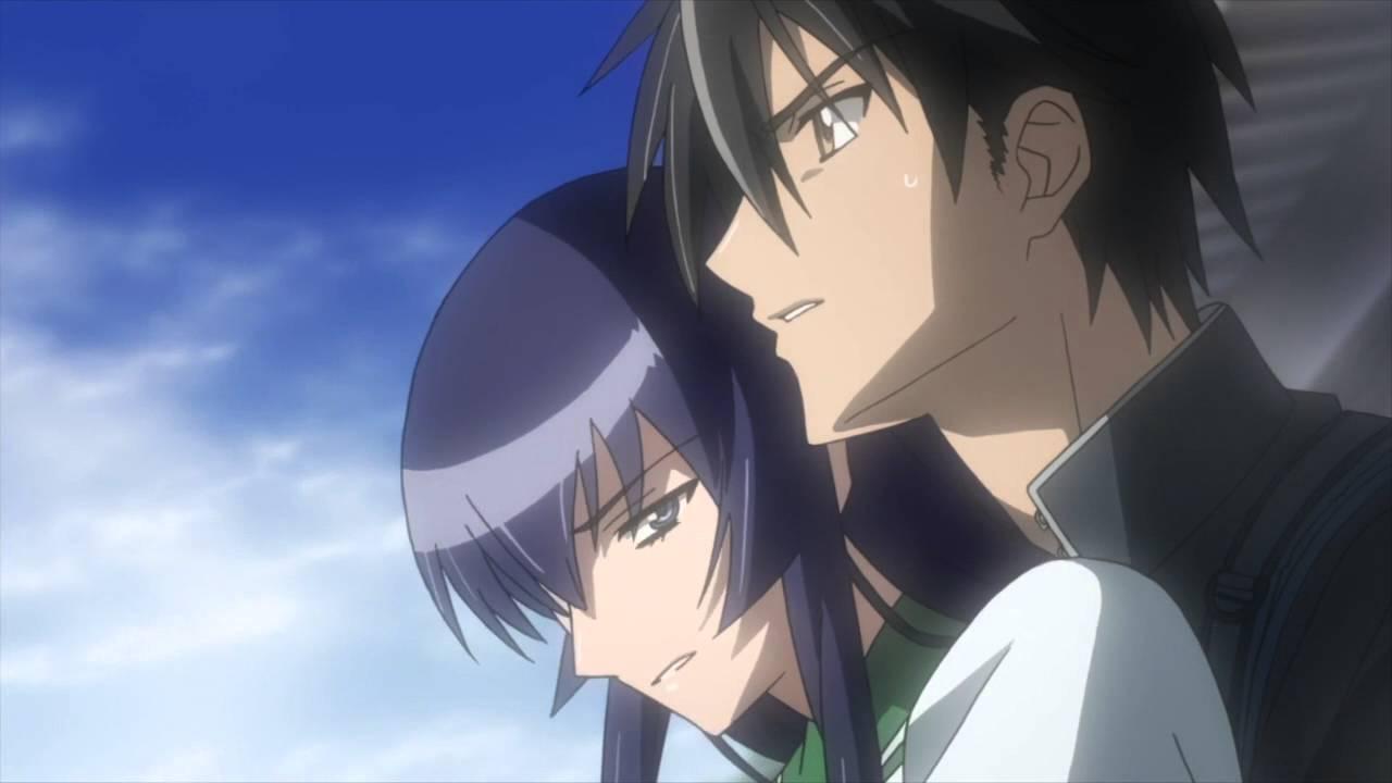 Download I Love Saeko Busujima